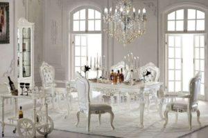 Sala Da Pranzo Shabby Moderno.Una Perfetta Sala Da Pranzo Shabby Chic That S Design