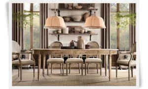 Sala Da Pranzo Shabby Chic : Una perfetta sala da pranzo shabby chic that s design