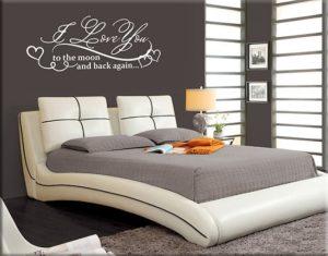 Pareti camera da letto: idee originali e di tendenza ...